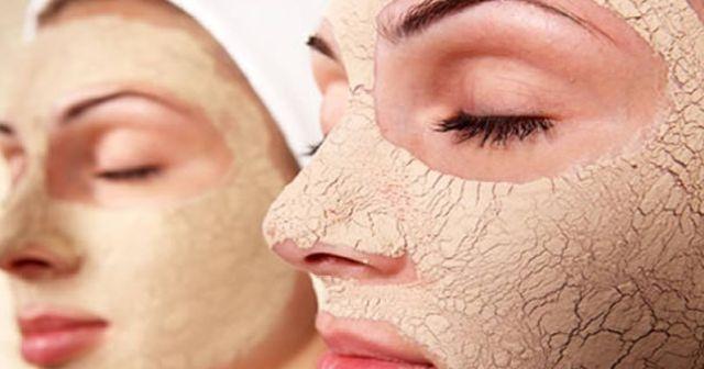 sivilce için maske