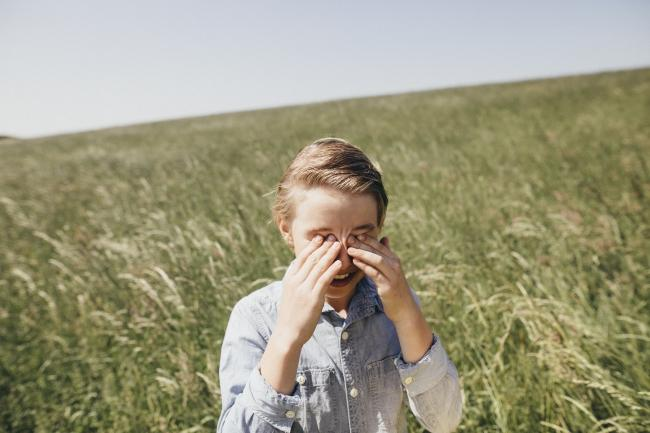 güneş alerjisi